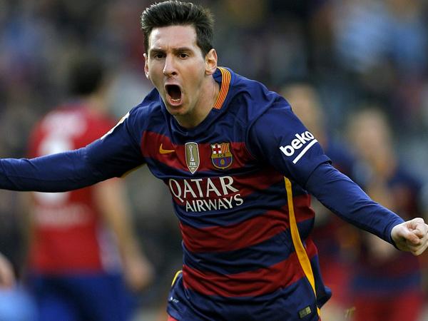Incar Lionel Messi, Manchester City Tawarkan Bayaran Fantastis!