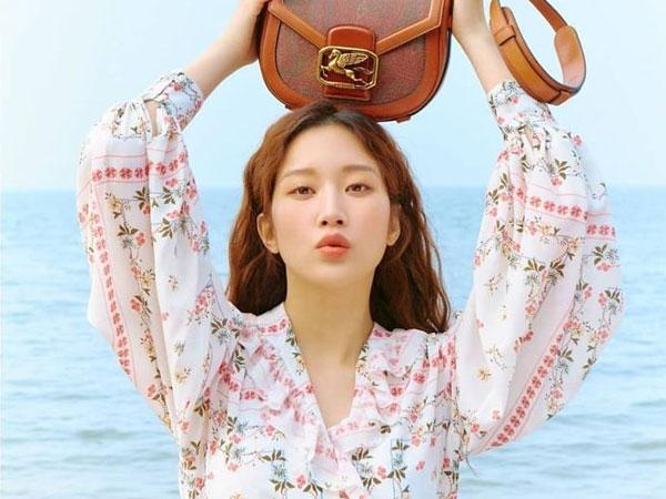 Moon Ga Young Ungkap Filosofi Hidup dan Harapan Sebagai Aktris