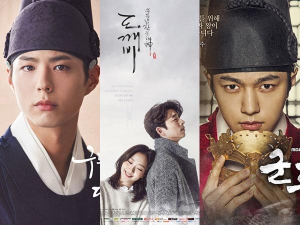 Persaingan Super Ketat, Berikut Daftar Lengkap Nominasi 'Korea Drama Awards 2017'
