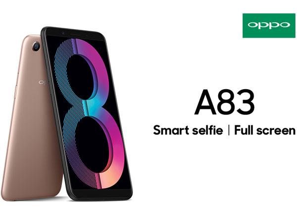 Resmi Dijual Awal Februari, Intip Harga dan Spesifikasi Oppo A83