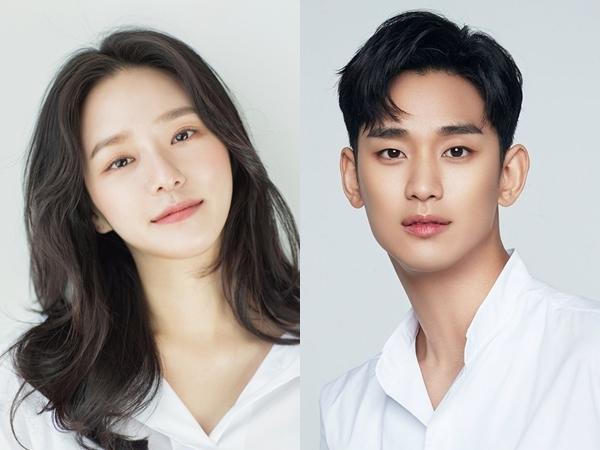 Park Gyu Young Dampingi Kim Soo Hyun di Drama Terbaru tvN