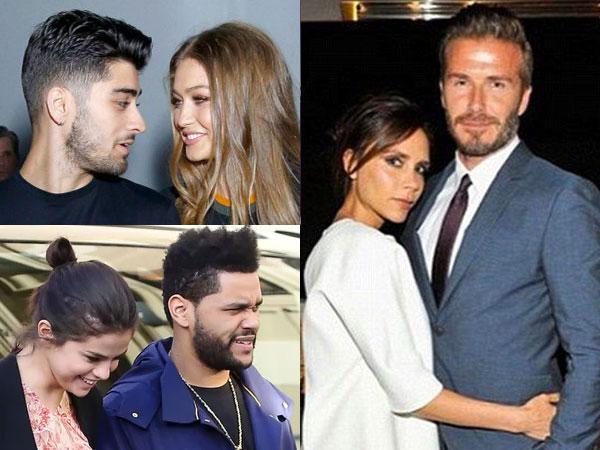 Romantis, Simak Momen Manis Pasangan Selebriti Hollywood Ini Yuk