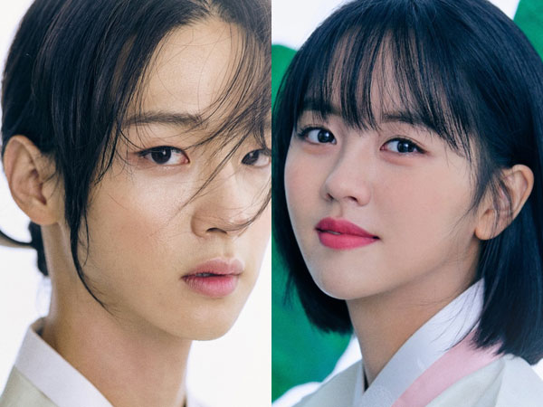 Penyamaran Jang Dong Yoon Jadi Wanita dan Kepolosan Kim So Hyun di Poster Drama Baru KBS