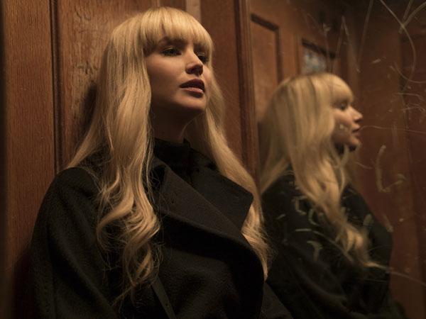 Perjuangan Jennifer Lawrence Gunakan 'Tubuh' Jadi Mata-Mata Profesional di 'Red Sparrow'