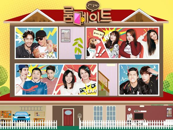 Benarkah Variety Show SBS 'Roommate' Season Ketiga Segera Hadir?