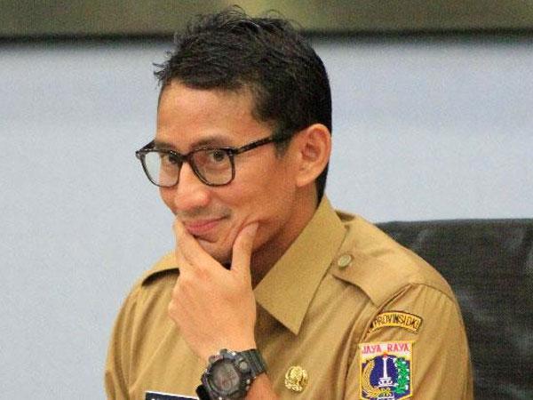 Sandiaga Uno Munculkan Program 'Jakarta Langit Biru', Apa Maksudnya?
