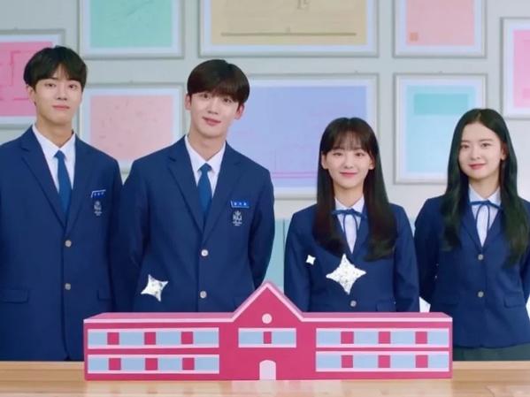 Kim Yo Han hingga Cho Yi Hyun Siap Bermimpi di Teaser Perdana 'School 2021'