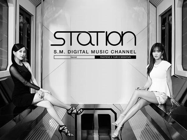 Kolaborasi dengan Brand Shampo, Seohyun dan Yuri SNSD Siap Berduet untuk SM 'Station'