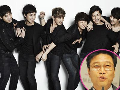 Shinhwa Puji Kehebatan Bos SM Entertainment