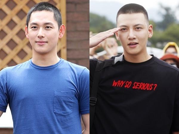 Siwan dan Ji Chang Wook Raih Penghargaan Tertinggi Wajib Militer