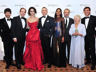 Skyfall Menyandang Gelar Best Film Of The Year Dalam BFA 2013