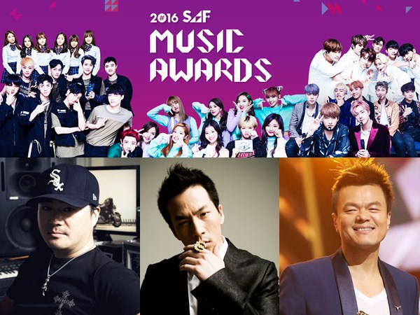 Makin 'Specta', Produser SM-YG-JYP Bakal Kolaborasi Spesial di '2016 SBS Music Festival'!