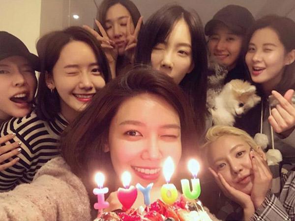 Momen Seru 8 Member SNSD Reunian yang Sukses Bikin Fans Heboh
