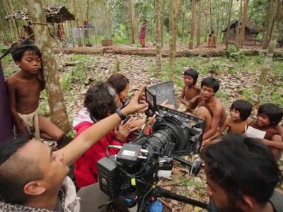 Syuting Sokola Rimba, Prisia Nasution Tak Lepas dari Pil Malaria