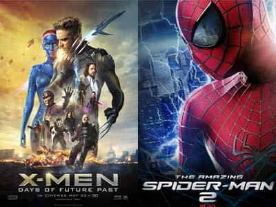 Para Mutan 'X-Men' Akan Muncul di 'The Amazing Spider-Man 2'?
