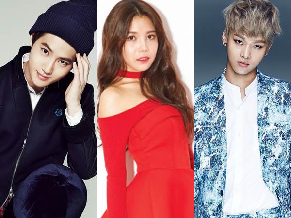 Intip Makna dari Nama Panggung Sederet Idola K-Pop Ini (Part 1)