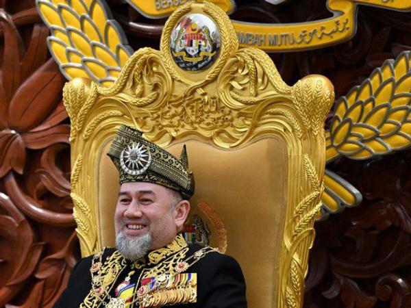 Begini Sosok Sultan Muhammad V Malaysia yang Undur Diri Pasca Kabar Nikahi Miss Moscow Viral