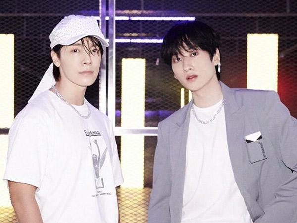 Super Junior D&E Akan Rilis Versi Spesial BAD BLOOD, Ada 2 Lagu Baru