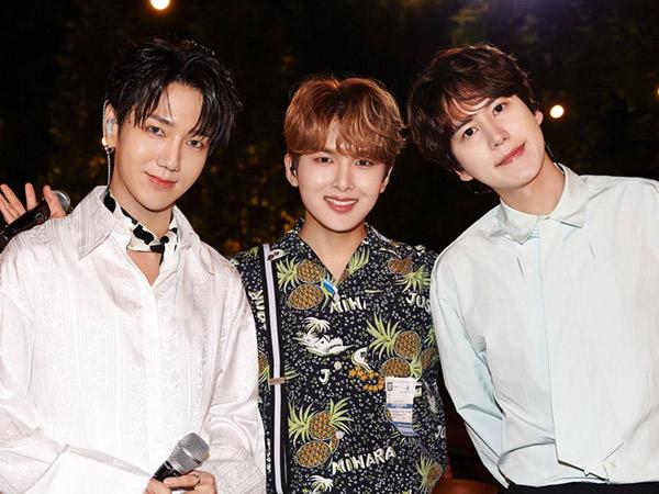 Super Junior KRY Siap Gelar Konser Online Beyond Live