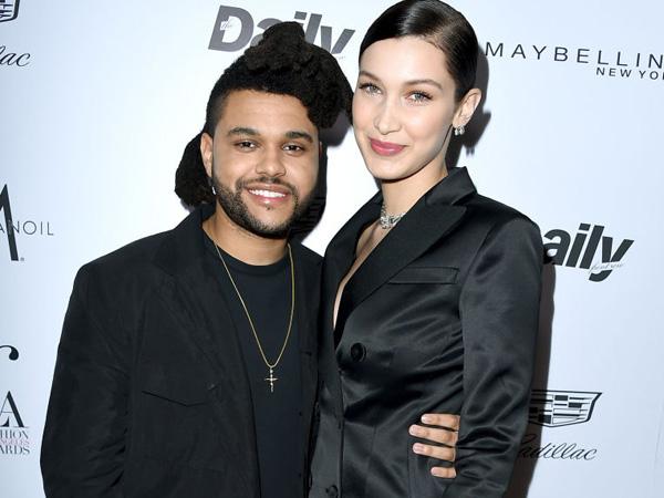 Putus, Fans Batal Lihat Kemesraan Bella Hadid dan The Weeknd di Panggung Victoria's Secret?