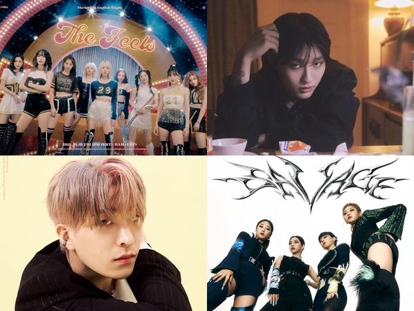 Deretan Idol K-Pop yang Comeback di Bulan Oktober 2021