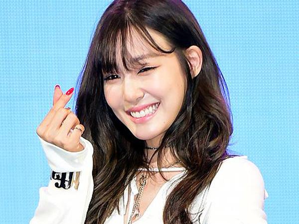 Tiffany SNSD Ungkap Reaksi Lee Soo Man Saat Saksikan Koreografi Debut Solonya