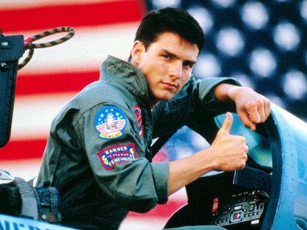 Tom Cruise Siap Kembali Perankan Pilot Tampan dalam 'Top Gun 2'