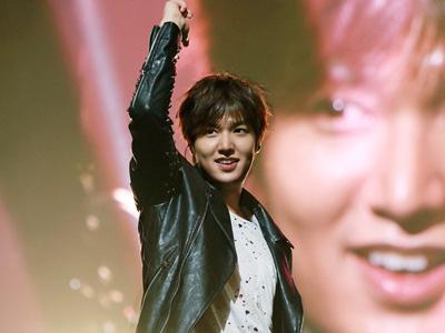 Wah, Lee Min Ho Tampil A la Rocker di Video Musik Terbarunya