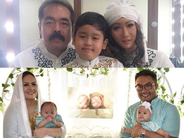 5 Pasangan Selebriti yang  Akhirnya Dikaruniai Anak Setelah Lama Menikah