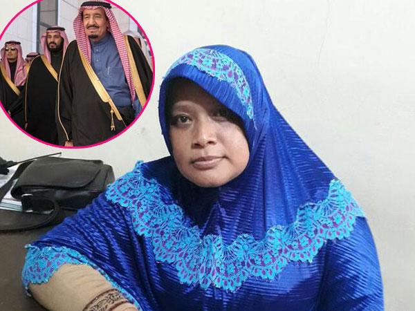 Masuk ke Penginapan Raja Salman, Wanita Ini Ngaku Ibu dari Dua Pangeran Arab!