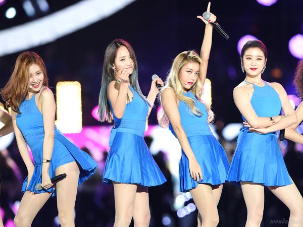Belum Resmi Rilis, Lagu 'Sweet & Easy' Wonder Girls Sudah Dilarang Diputar di KBS