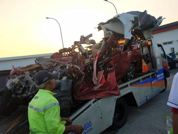 Detik-detik Penumpang Serang Supir Bus Kecelakaan Maut Cipali, Akan Jalani Tes Kejiwaan?