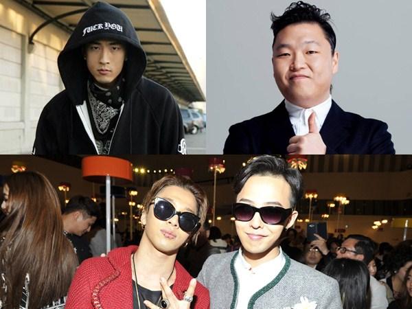 G-Dragon Hingga PSY Bakal Ambil Bagian di Program Survival 'YG-Style Produce 101'?