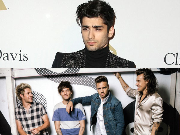 Zayn Malik Tolak Gabung di Konser Reuni One Direction untuk Tragedi London