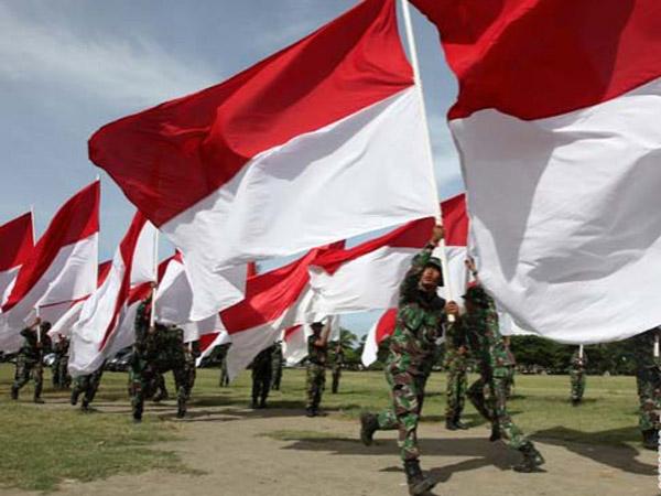 Aksi 171717 Akan Jadi Hari Kasih Sayang HUT Indonesia dari TNI