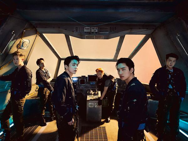 Pencapaian Album Baru EXO No. 1 iTunes 85 Wilayah, Triple Platinum, Hingga Rekor Youtube
