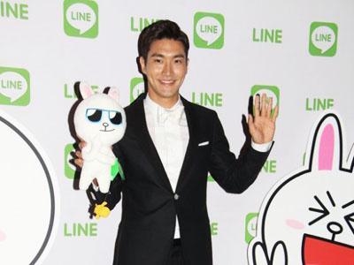 Siwon Super Junior Ditunjuk Sebagai Model LINE untuk Asia