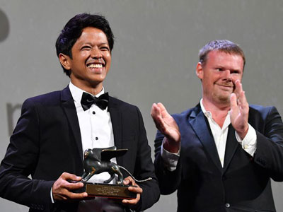 Film Pendek Karya Sineas Indonesia 'KADO' Menang di Venice International Film Festival 2018!