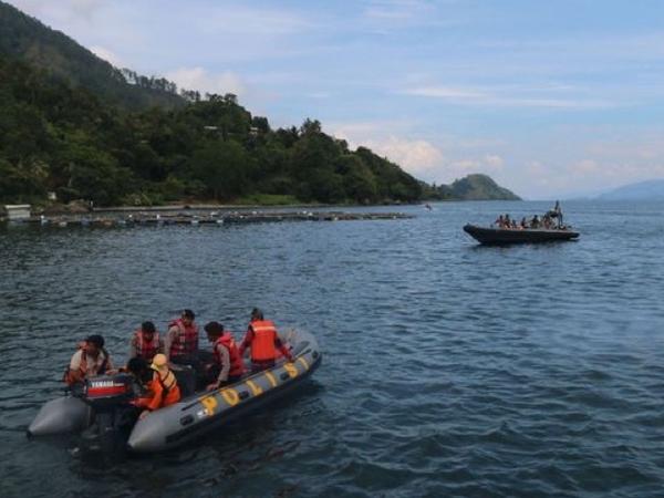 Di Kedalaman Inilah KM Sinar Bangun Ditemukan di Dalam Danau Toba