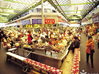 Gwangjang Traditional Market, Surganya Pecinta Kuliner Korea!