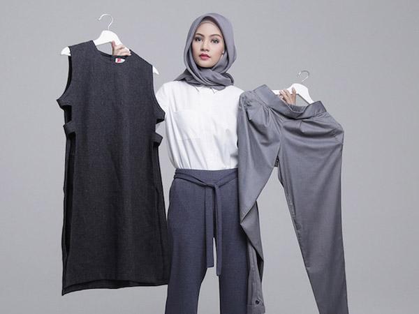 'Sulap' Kemeja Putih dengan Mix and Match untuk Acara 'Bukber' Ramadhan!