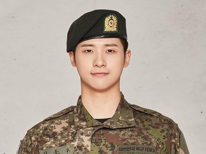 CNU B1A4 Resmi Selesai Wajib Militer Hari Ini