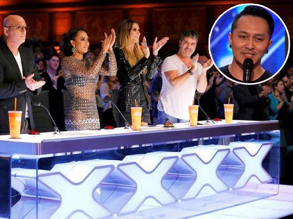 Juri 'America's Got Talent' Puji Habis Aksi Nekat Pesulap Demian Aditya