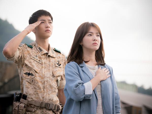 KBS Beri 'Hadiah' Menyusul Kabar Pernikahan Song Joong Ki-Song Hye Kyo