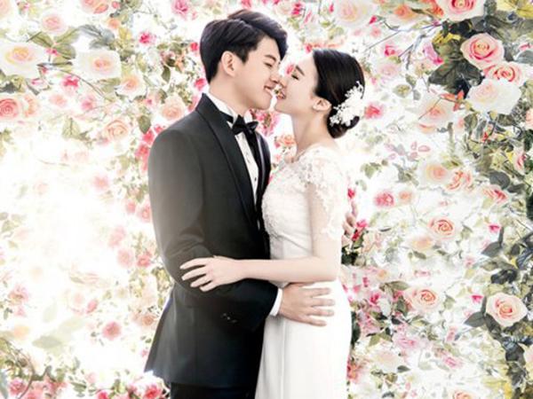 Siap Menikah Akhir Bulan, Dongho dan Calon Pengantinnya Serasi di Foto Pre-wedding