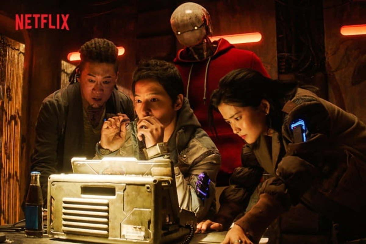 Batal di Bioskop, Film Space Sweepers Tayang di Netflix Bulan Depan