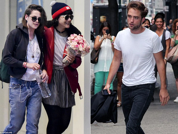 Kristen Stewart Pacari Seorang Wanita, Ini Respon Robert Pattinson