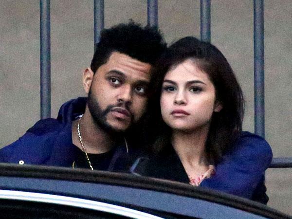 Resmi Pacaran, The Weeknd dan Selena Gomez Kencan Romantis di Italia