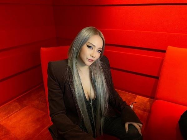CL Jadi Referensi Karakter Video Gim 'Valorant'