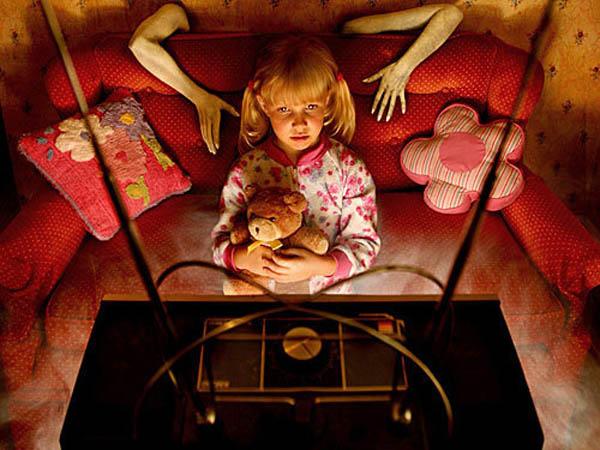 Ternyata Menonton Film Horor Sendirian Berbahaya